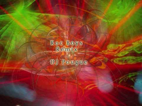 Roc Boys - Jay-Z (Remix) DJ Pougue