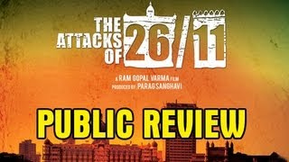 Video 'The Attacks of 26/11' Movie Public Review [HD] MP3, 3GP, MP4, WEBM, AVI, FLV Desember 2017