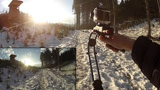 Steadicam Smoothee & GoPro Operating [Behind The Scenes]