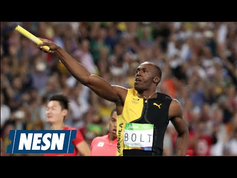 Olympics: Usain Bolt Completes Triple-Triple; Jamaica Wins 4x100M Relay