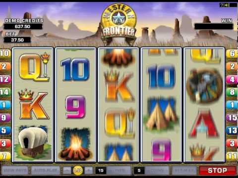 Western Frontier Online SLOTS Pokies Game - Free Spins