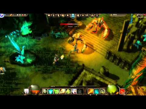 Drakensang Online Official Ingame Trailer #3 | Bigpoint 2012