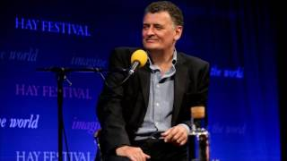 Doctor Who - Steven Moffat On The Christmas Special & Peter Capaldi's Regeneration