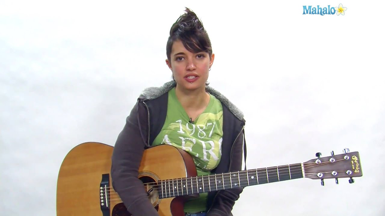 How to Play a G Minor Scale on Guitar