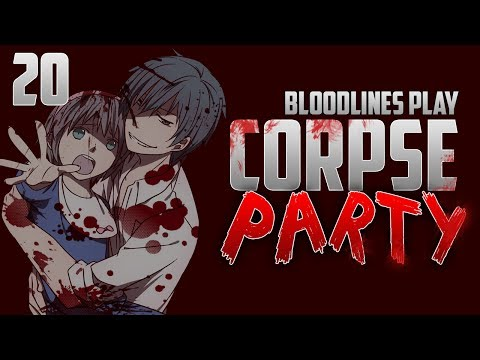 Corpse party (Друзья) # 20