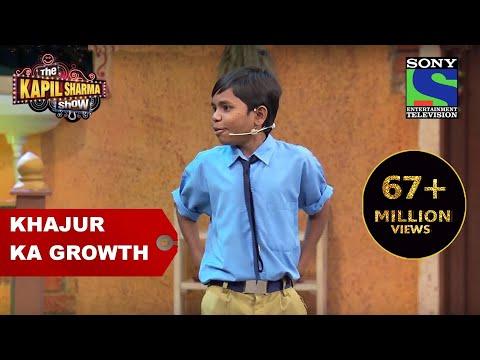 Download Khajur ka growth kam hone ka raaz – The Kapil Sharma Show HD Mp4 3GP Video and MP3