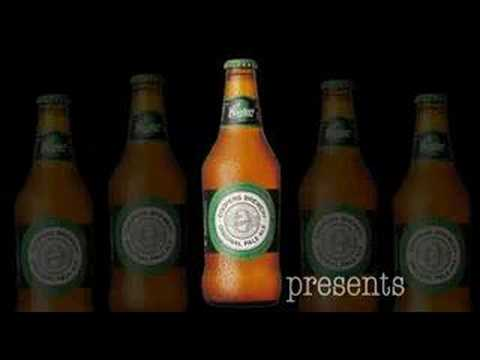 NEW Brilliant Coopers Beer AD!
