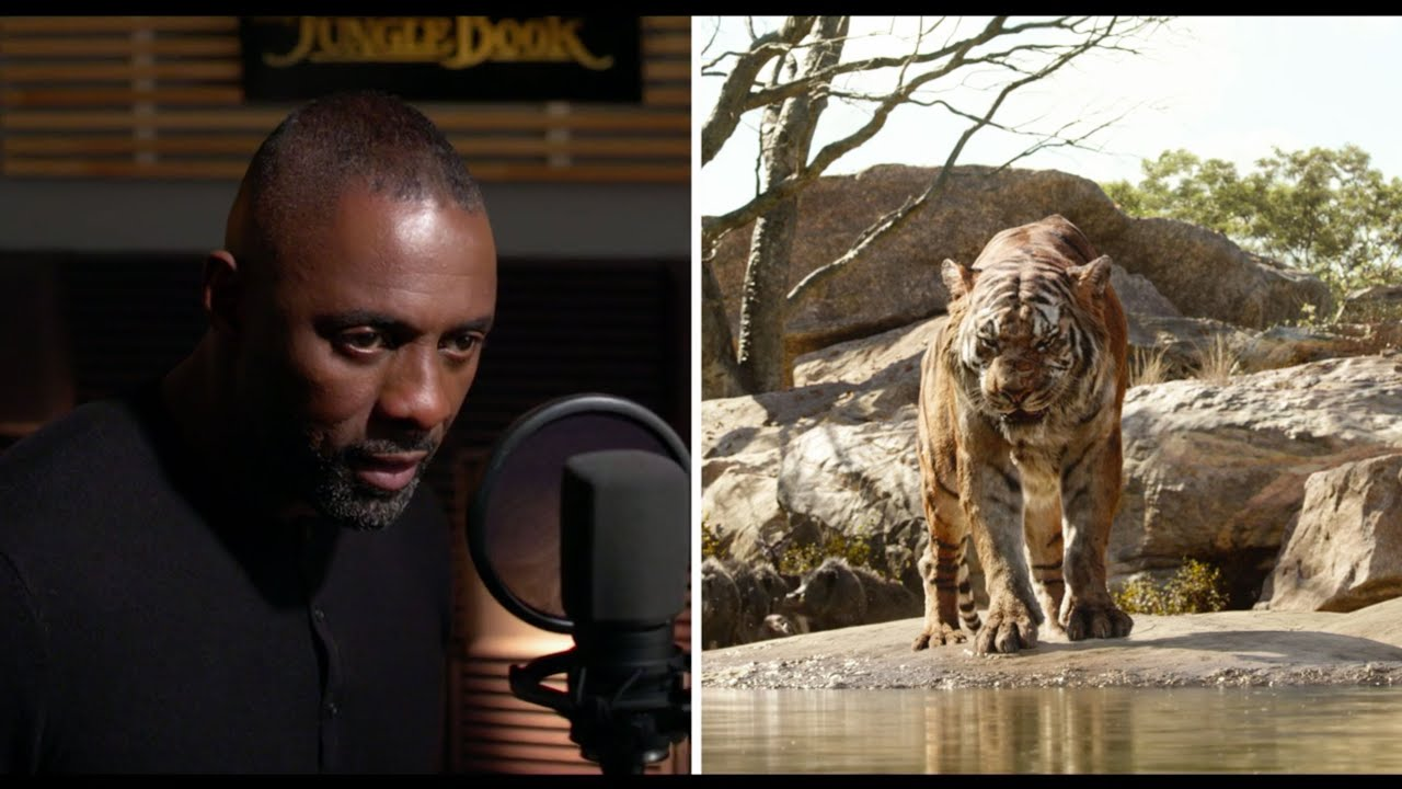 He's Special. Jon Favreau's Live Action 'The Jungle Book' [Character Voices] Neel Sethi, Scarlett Johansson, Idris Elba & All-star Cast