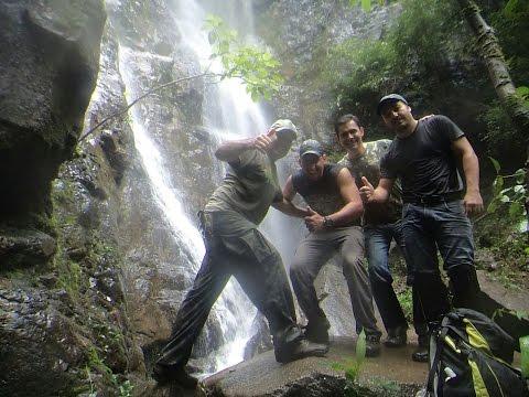 Cachoeira do Bugiu, Águas da Prata, SP.