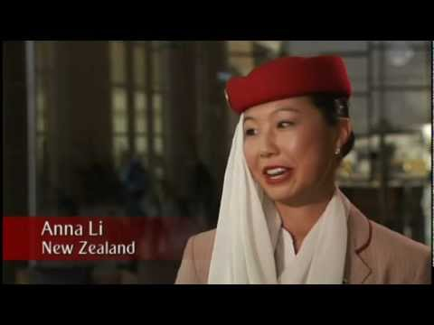 air steward - Emirates Airlines Cabin Crew career recruitment video that was shown during the Open Day.