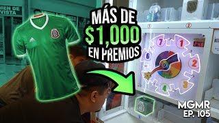 Video GANAMOS MÁS DE $1000 EN PREMIOS!? - MiniGames en el Mundo Real EP 105 MP3, 3GP, MP4, WEBM, AVI, FLV September 2019