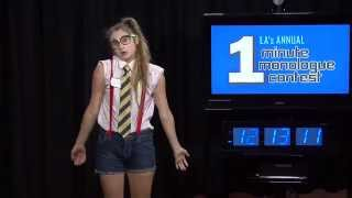 Video Comedic Monologue-Chelsea Marie MP3, 3GP, MP4, WEBM, AVI, FLV Oktober 2018