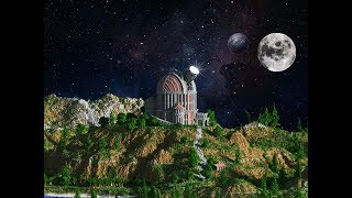 How To Build An Observatory In Minecraft!