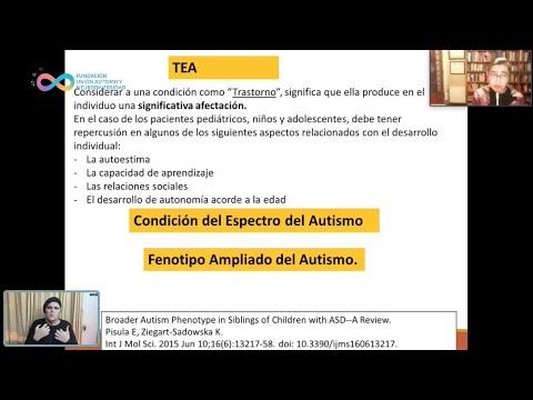 Definiendo el autismo , Dra Valeria Rojas   Agrupación TEAbrazo   Puerto Varas