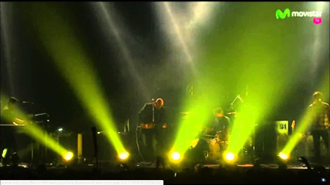 ASK iAN * Alain Johannes Band @ Santiago, Chile 2014 (Full set)