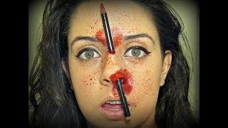 Video Tutorial Lápis no Nariz - Maquiagem Artística MP3, 3GP, MP4, WEBM, AVI, FLV November 2017