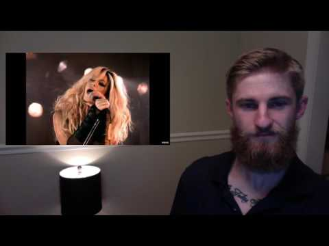 Shakira - Underneath Your Clothes (REAction)