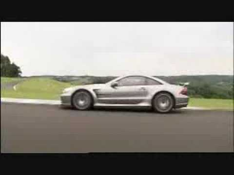 Video: Mercedes Benz SL65 AMG Black Series