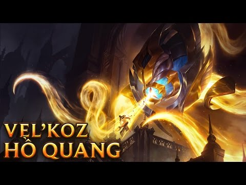 Vel'Koz Hồ Quang - Arclight Vel'Koz
