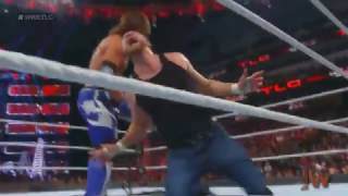 AJ Styles vs Dean Ambrose TLC 2016 Highlights HD