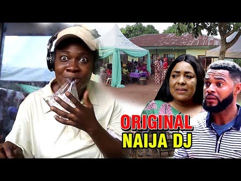 ORIGINAL NAIJA DJ SEASON 4 - (NEW MOVIE) MERCY JOHNSON 2019 LATEST NIGERIAN NOLLYWOOD MOVIE |FULL HD