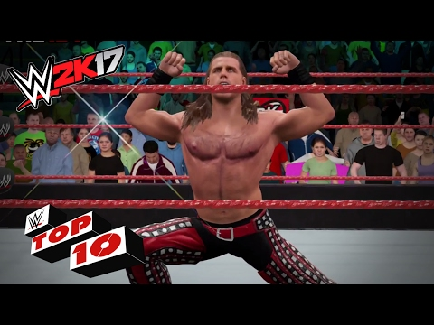 Brutal Royal Rumble Finishers: WWE 2K17 Top 10
