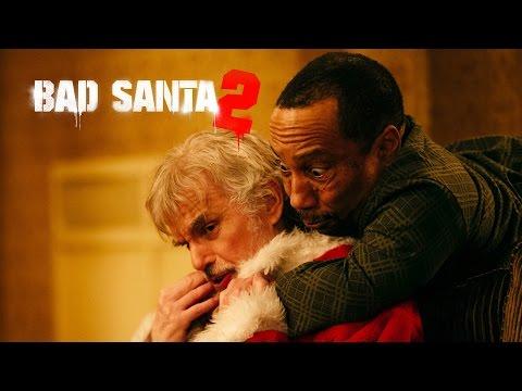Bad Santa 2 | Official Trailer #2 (HD) – Billy Bob Thornton, Tony Cox,  Kathy Bates | MIRAMAX