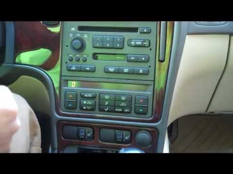 Saab 9-5 climate control repairs