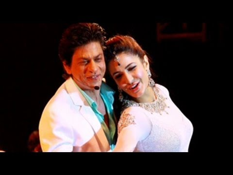 Shah Rukh Khan, Katrina Kaif's Electrifying Performance On Valentine's At Muscat!