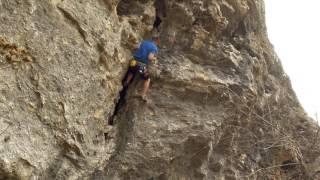 Tree Hugger - 5.11a - Reimers Ranch Sport Climbing by Jackson Climbs