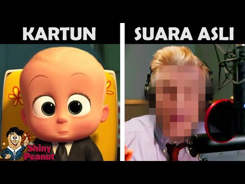Download Video Inilah 12 Sosok Dibalik Kartun Terkenal