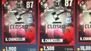 EA MESSES UP HUGE GLITCH WHY THE MARKET CRASH MADDEN 17 ULTIMATE TEAM