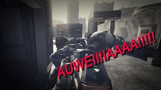 [BF4] Surprise at the Elevator!