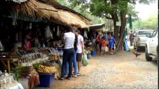 Surin Thailand  city pictures gallery : ROADSIDE MARKET SURIN THAILAND