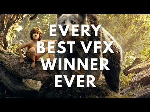 Every Oscar Winner for Best Visual Effects