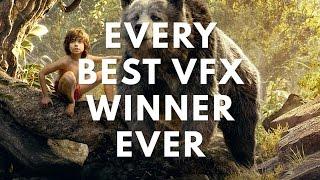 VIDEO: Every BEST VISUAL EFFECTS OSCAR Winner. Ever. (1927-2016 Oscars)