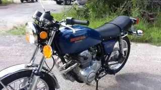 2. 1975 Honda CB 400 FOUR Super Sport