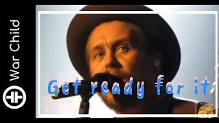 """Take That """"War Child 23/02/2015"""" - Get Ready For It -"""