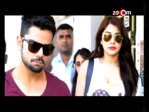 Is Anushka living-in with Virat?