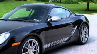 Road Test: 2012 Porsche Cayman R