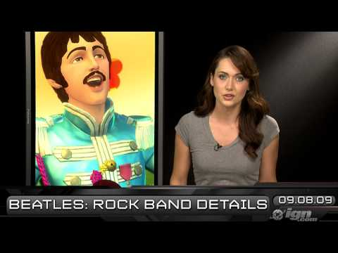 preview-IGN Daily Fix, 9-8: FFX13 News, & Beatles Rock Band (IGN)
