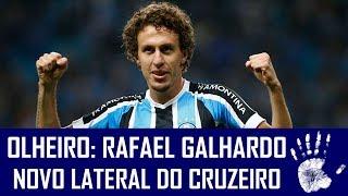 O Cruzeiro anunciou neste sábado a contratação do lateral direito Rafael Galhardo, de 25 anos. O jogador foi revelado pelo...