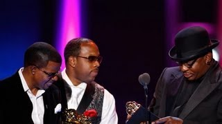 Bobby Brown&NEW EDITION BET Soul Train Music Awards Live Performance And Life Achievement Award