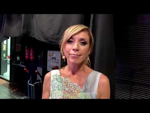 Eva Isanta muestra su lado más tierno con Cucko en la final de Got Talent