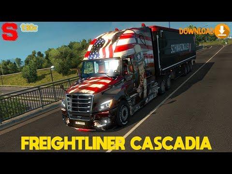Freightliner Cascadia 2018 v4.5.1