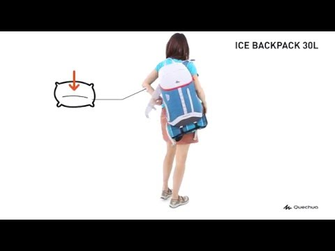 Quechua - Forclaz Ice BackPack 30L CoolBox
