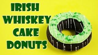 Irish Whiskey Donuts || Gretchen's Bakery by Gretchen's Bakery