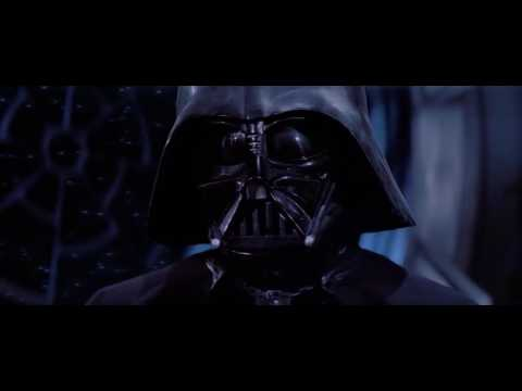 "Star Wars: Return Of The Jedi ""The Emperor's Death"" (Blu-ray) HD"