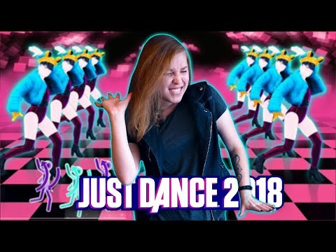 ПРОБНЫЕ ТАНЦУЛЬКИ! [Just Dance 2018]