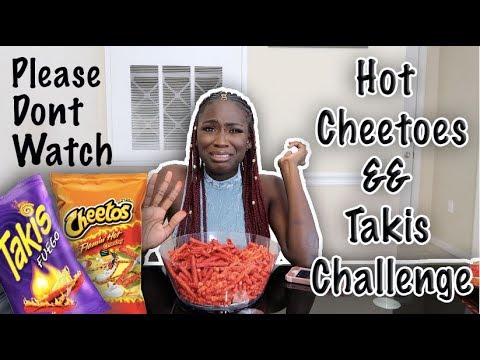 Video Hot Cheetoes and Takis Challenge (Epic Fail Dont Watch) download in MP3, 3GP, MP4, WEBM, AVI, FLV January 2017